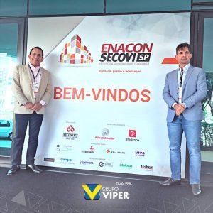 Diretores do Grupo Viper prospectam novos negócios